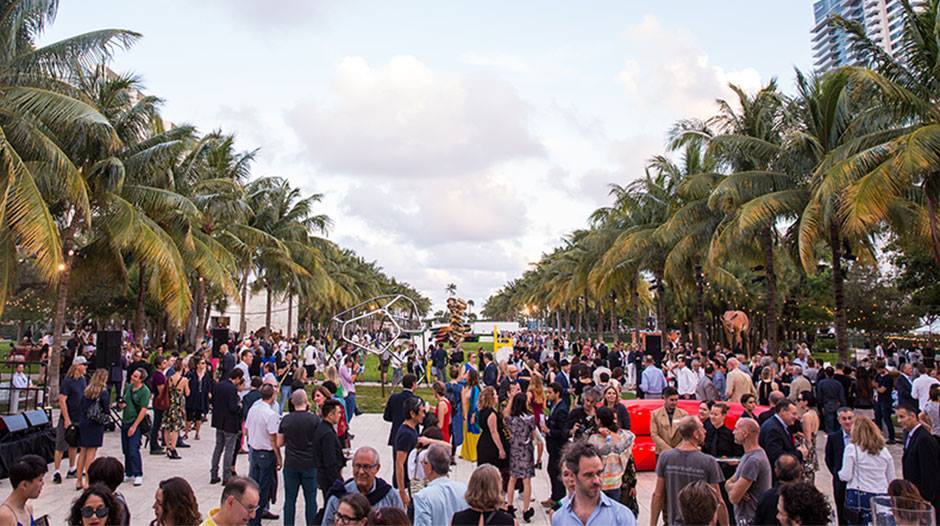Miami Art Basel 2018