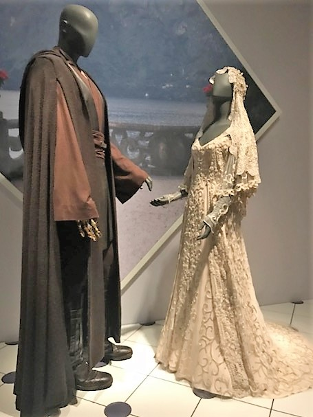 Padwe Amidala's Wedding Gown